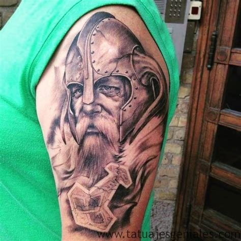 significados  origen de los tatuajes vikingos  nordicos