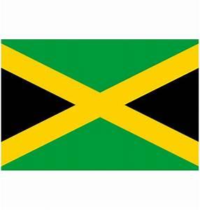 Jamaica Flag Polyester 3x5 - FlagBlvd.