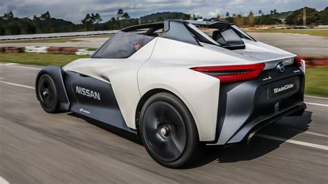 Nissan Bladeglider Concept 2018 First Ride Review By Car