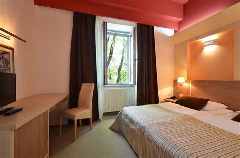 standard double rooms hotel kastel motovun istria croatia