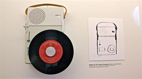 Birth Of Cool 40year Retrospective Of Dieter Rams