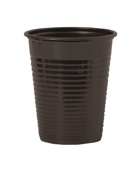 bicchieri neri 50 bicchieri neri in plastica su vegaooparty negozio di