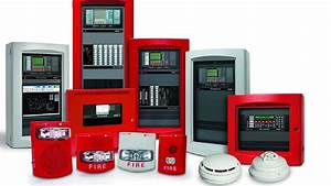 Diagram Fire Alarm System
