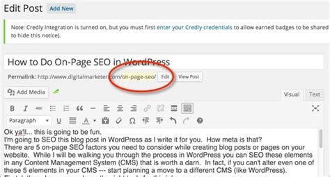 How Page Seo