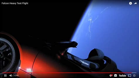 Long Drive To Mars…spacex Spectacular