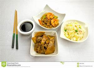 Chinese Food, Some Plate Stock Photography - Image: 30813302