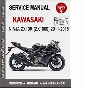 2015 Kawasaki Zx10r Owners Manual
