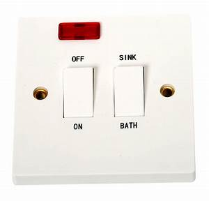 Phoenix Dual Immersion Switch With On  Off Indicator