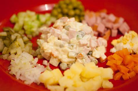 Rosols - rasols - Egitas virtuve