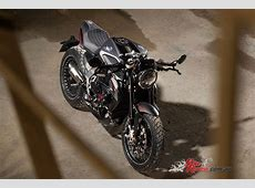 MV Agusta reveals their new Dragster based RVS#1 Bike Review