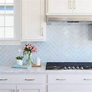 best 25 blue subway tile ideas on pinterest glass With best brand of paint for kitchen cabinets with cheap band stickers