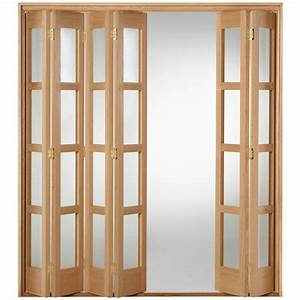 Liberty Doors Internal Oak Fully Finished Shaker Folding