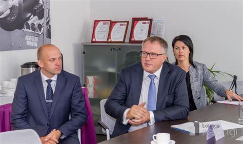 Uzņēmēji ministram atklāj samilzušās problēmas - Notikumi ...