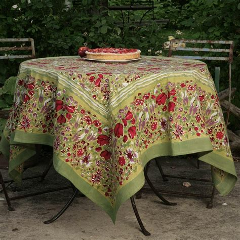 Provence Soleil  French Tablecloths, French Provence