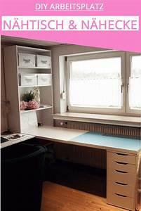Billy Regal Schmal : mein neuer arbeitsplatz bloggen basteln n hen und mehr changiereffekt blog diy deko ~ Markanthonyermac.com Haus und Dekorationen
