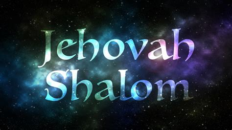 truthcasting    sermon jehovah shalom  dr