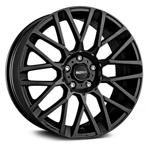 black wheels momo revenge wheels black rims