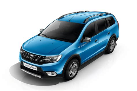 New Dacia Logan Mcv Stepway On Sale Now Priced From
