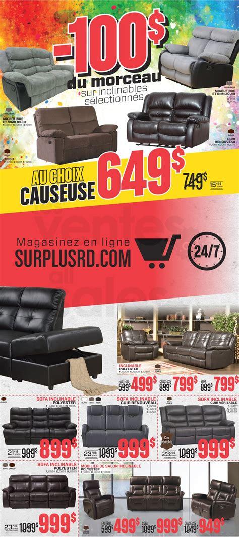 Surplus Rd  Liquidation De Meubles Lesventesca