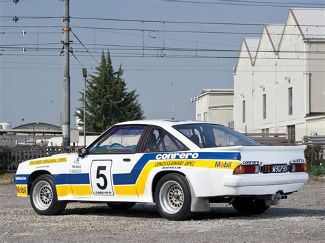 Opel Manta Rallye by Opel Manta 400 Rally Picture 90994 Opel Photo Gallery