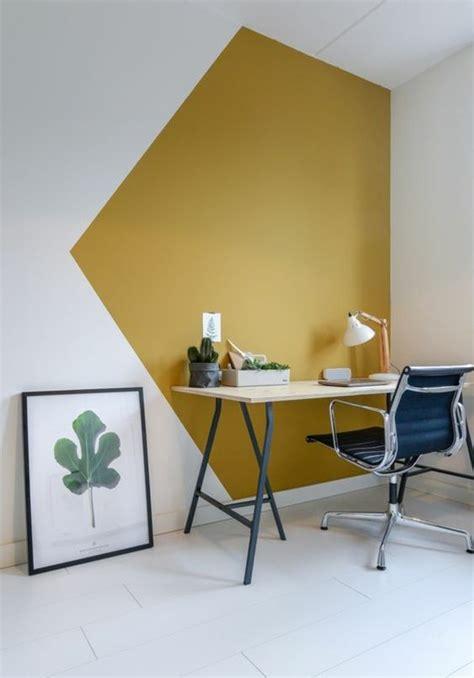 le bureau jaune idées déco bureau et couleurs tendance pour espace de travail