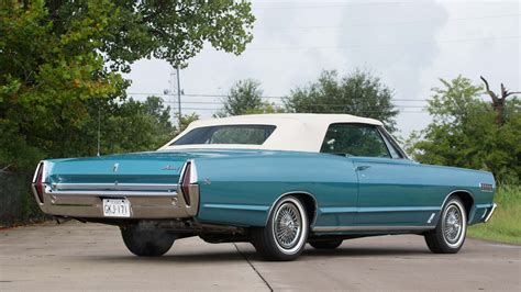 how do i learn about cars 1967 mercury cougar transmission control 1967 mercury monterey s 55 convertible 428 ci 1 of 145 produced lot f96 dallas 2016 mecum