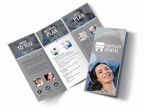 Cleaning Flyer Samples Dental Brochure Templates Mycreativeshop