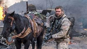 """Chris Hemsworth & """"12 Strong"""" cast share story of 1st ..."""