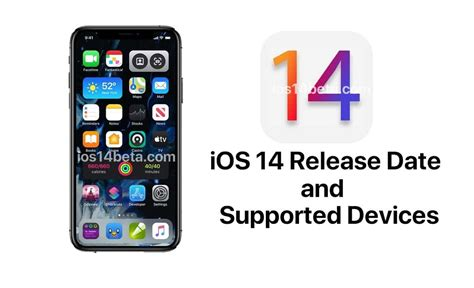 iOS 14 Release Date and Supported Devices - iOS 14 Beta ...