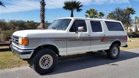 Ford Door Bronco Metropolitan Magnum Not Centurion
