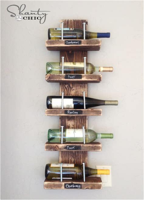 wooden wine rack top 10 diy wine racks top inspired