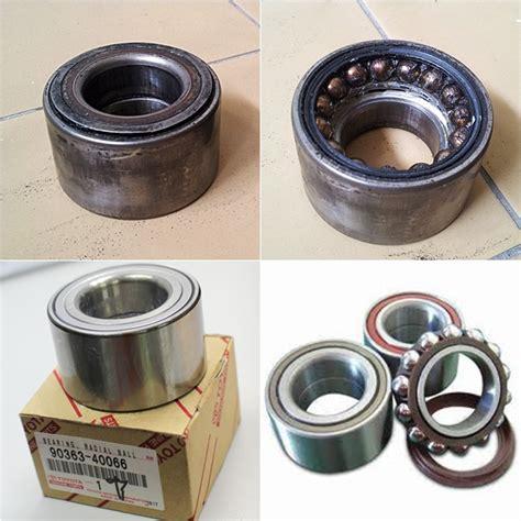 omb  altis wheel bearing noise diagnostic