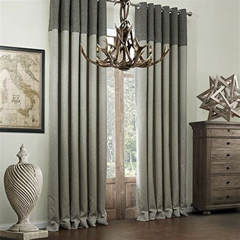modern living room curtains amazoncom