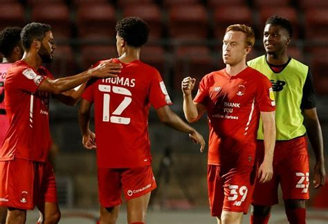 Leyton Orient book League Cup clash with Spurs and shirt ...