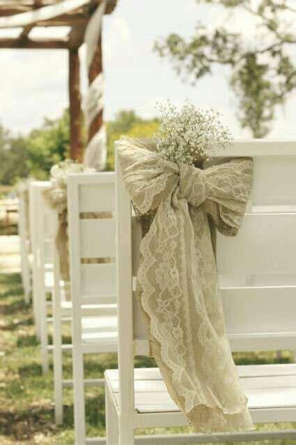 Pin by Olivia Bowen on Wedding Burlap lace wedding