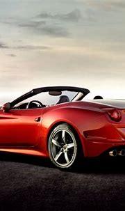 Red Ferrari California Hd Wallpaper | View Wallpapers