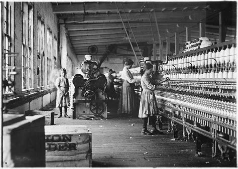 Filetwo Of The Young Spinners In Catawba Cotton Mills