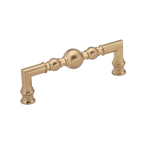 Cabinet Hardware Richelieu by Richelieu Hardware Classic 5 In 128 Mm Chagne Bronze