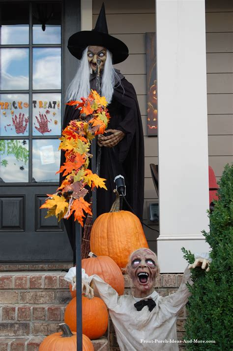 scary halloween decorations  young   alike