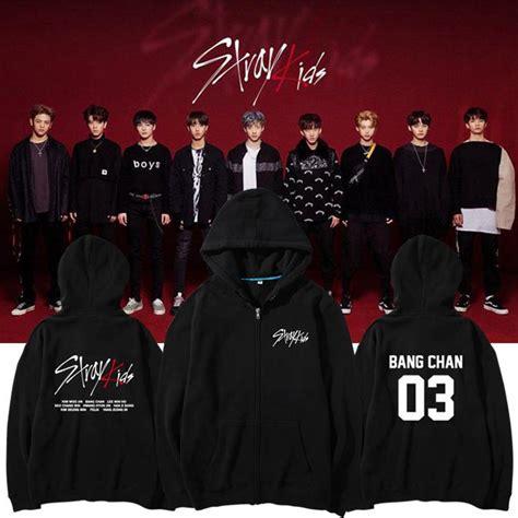 s grey zip up hoodie stray debut zip up hoodie idols fashion