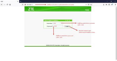 Saya sering lupa, jadi tulis aja di gist. User Dan Password F609 - Cara Login Modem IndiHome ZTE F609 / F660 (Username ... - Kedua user ...
