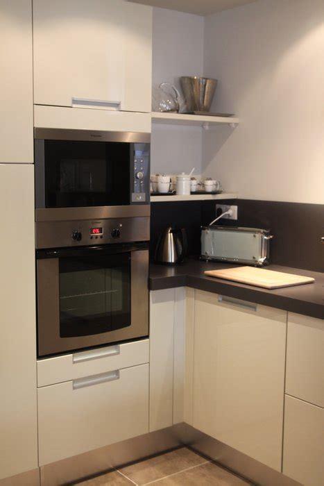 meuble cuisine pour four et micro onde meuble cuisine colonne pour four encastrable 5 four