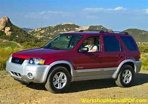 Ford Escape Hybrid 2005