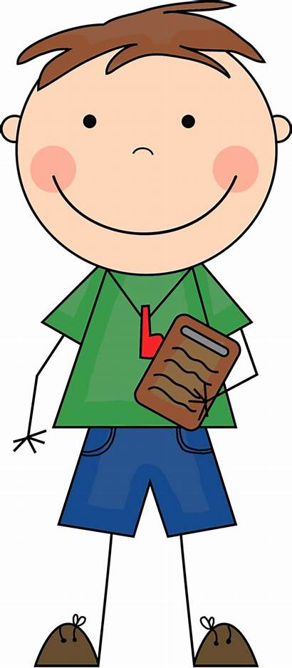 Camp Counselor Clipart Clip Instructor Preschool Cliparts