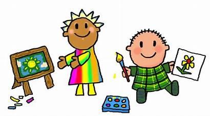 Playing Cartoon Preschool Child Clipart Clip Children