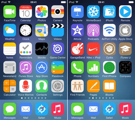 [Coming January] Further 'flattening' iOS 7's icons ...