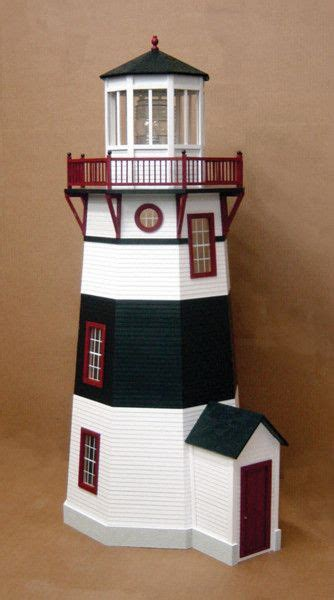 1000 images about dollhouse lighthouses on pinterest