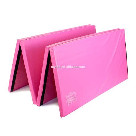 gymnastics floor mat dimensions mylon tumbling mat gymnastics nap cot folding