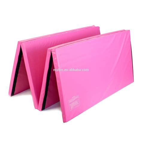 Gymnastic Floor Mat Size by Mylon Tumbling Mat Gymnastics Nap Cot Folding