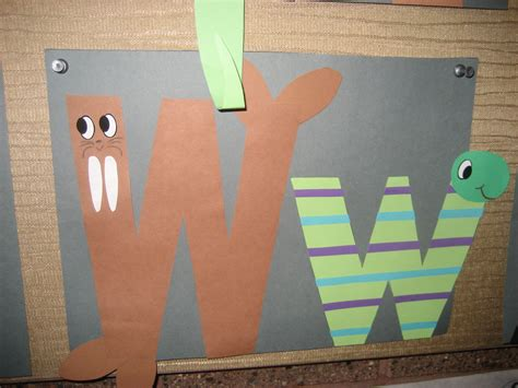 letter w crafts letter w crafts 187 www preschoolcrafts us